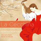 Fragmenten van de cd La Cecchina, Francesca Caccini (1587-ca 1645), songs from Il Primo Libro delle Musiche.