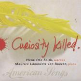 """Fragmenten van de cd """"Curiosity Killed.."""""""