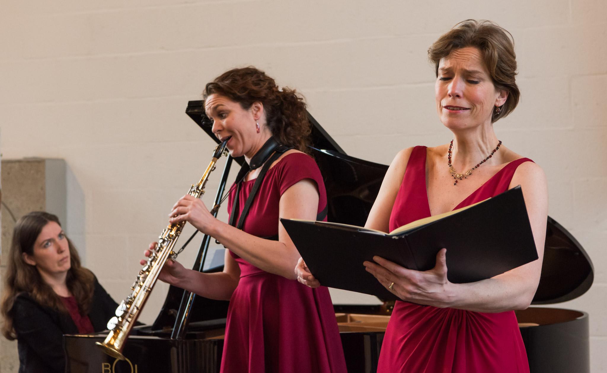 Sax Chantant - Programma